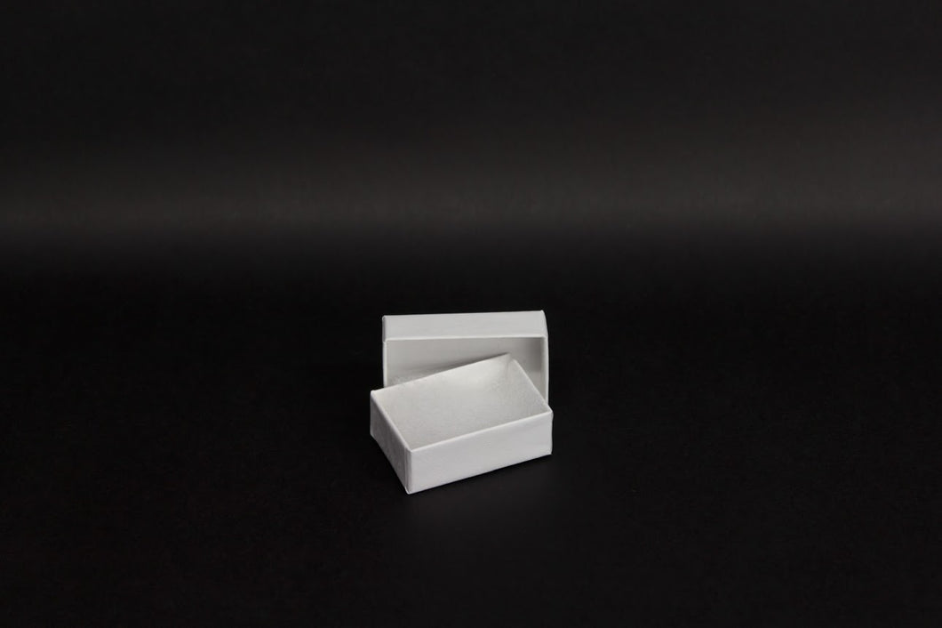 White Jewelry Box #11