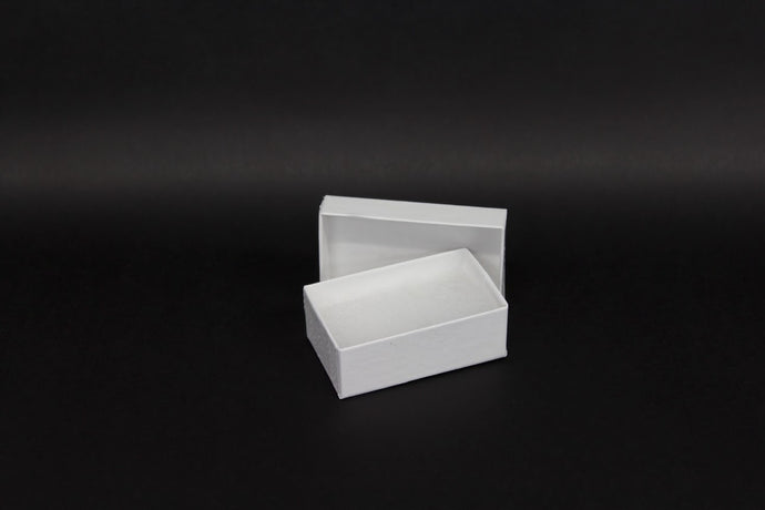 White Jewelry Box #21