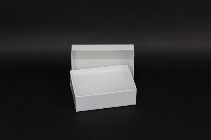 White Jewelry Box #32