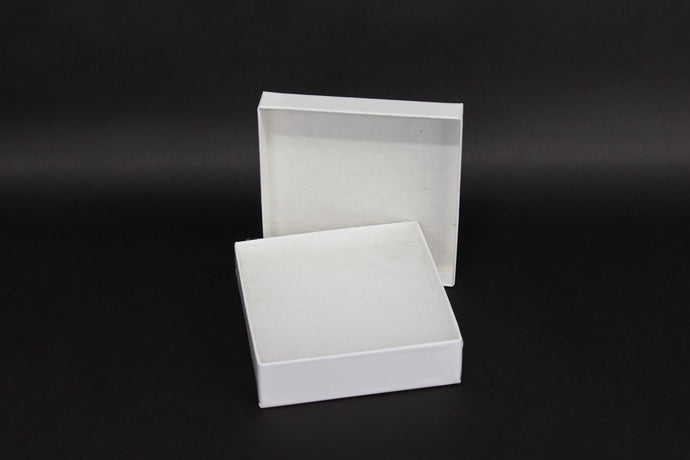 White Jewelry Box #33