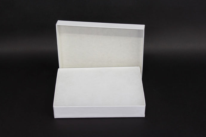 White Jewelry Box #53