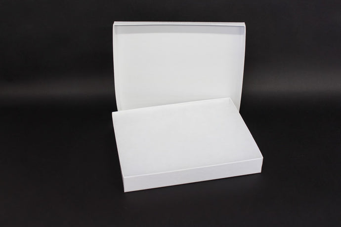 White Jewelry Box #75
