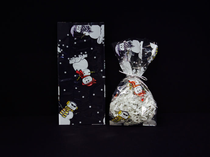 C2 Snowman Parade Cello Bags