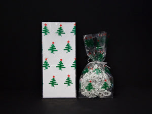 Christmas Cello Bag-Little Trees C1