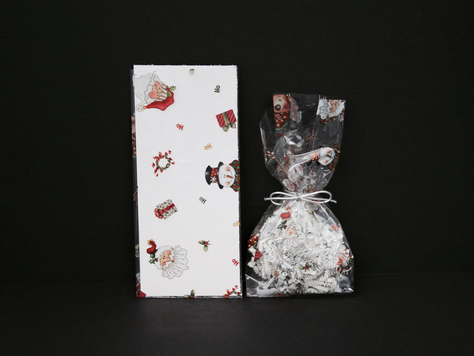 C4 Ho Ho Holidays Cello Bags