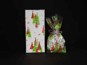 C1 Rockin Christmas Tree Cello Bags