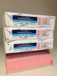 Hammermill Fore Pink 20#