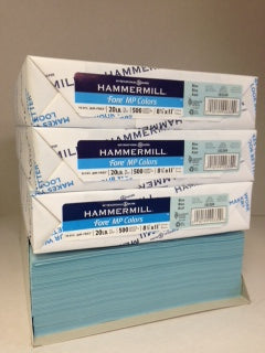 Hammermill Fore Blue 20#