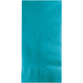 Bermuda Blue Dinner Napkin