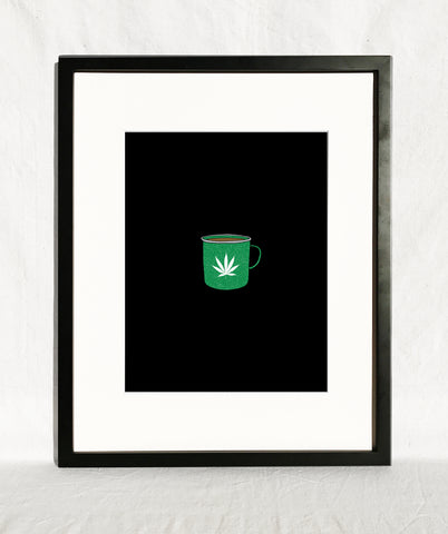 COFFEE POT - PRINT