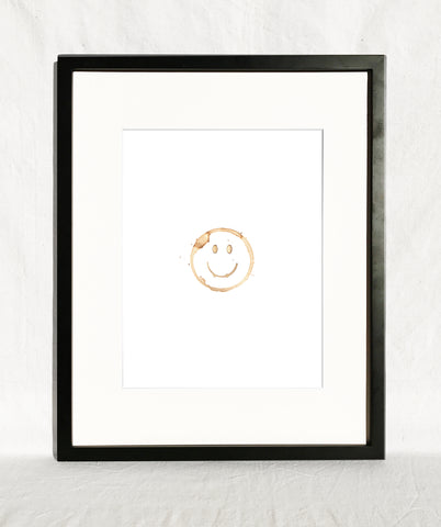 COFFEE SMILE - PRINT