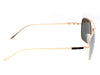 Sixty One Teewah Polarized Sunglasses - Gold/Silver