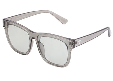 Sixty One Delos Polarized Sunglasses - Grey/Clear