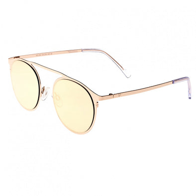 Sixty One Avalon Sunglasses - Rose Gold