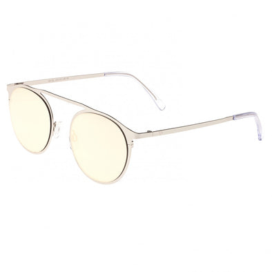 Sixty One Avalon Sunglasses - Silver/Rose Gold