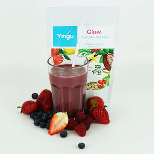 Glow - Healthy, hair, skin and nails super food smoothie.