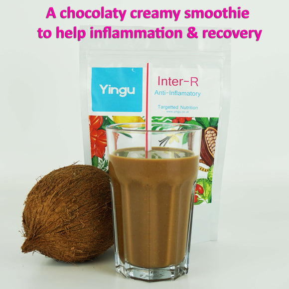 Inter-R - Chocolaty Anti-Inflammatory smoothie