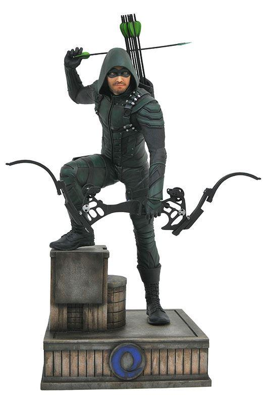 Diamond Select Green Arrow TV Series Gallery - preventa