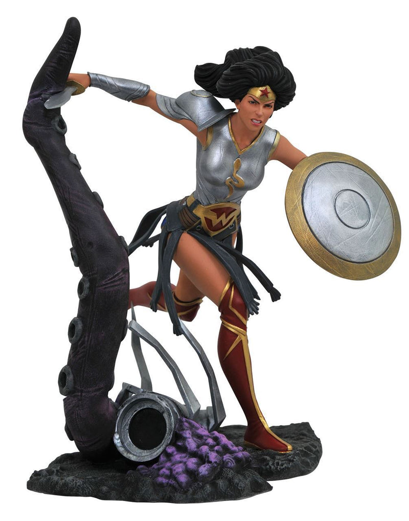 Diamond Select DC Comic Gallery Dark Knights Metal Wonder Woman - Preventa