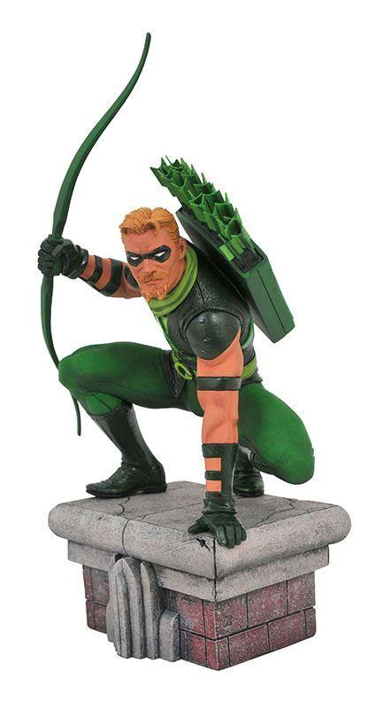 Diamond Select DC Comic Gallery Green Arrow - Preventa