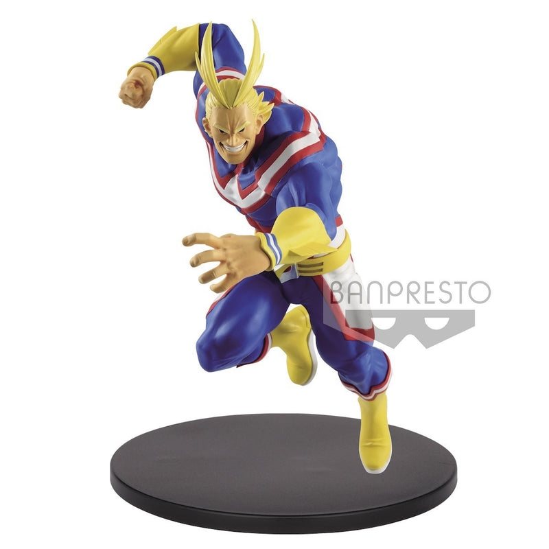 Banpresto  My Hero Academia The Amazing Heroes Volume 5 All Might - Preventa