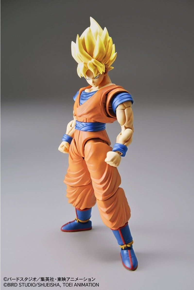 Bandai Figure Rise Standard Dragon Ball - Super Saiyan Goku