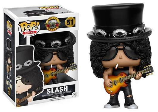 Funko POP Rocks: Slash Preventa