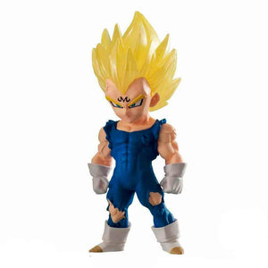 Bandai Candy Toy Dragon Ball Adverge Vol. 10 - Majin Vegeta Super Saiyan