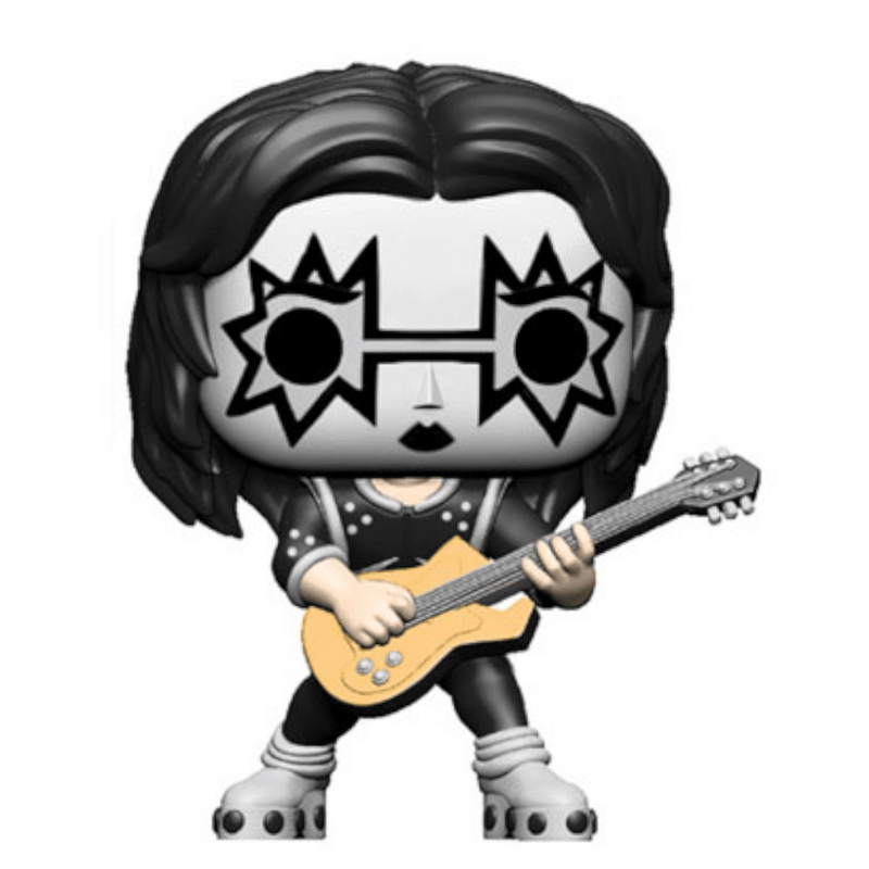 Funko Pop Rocks: Kiss - Space Man - Preventa
