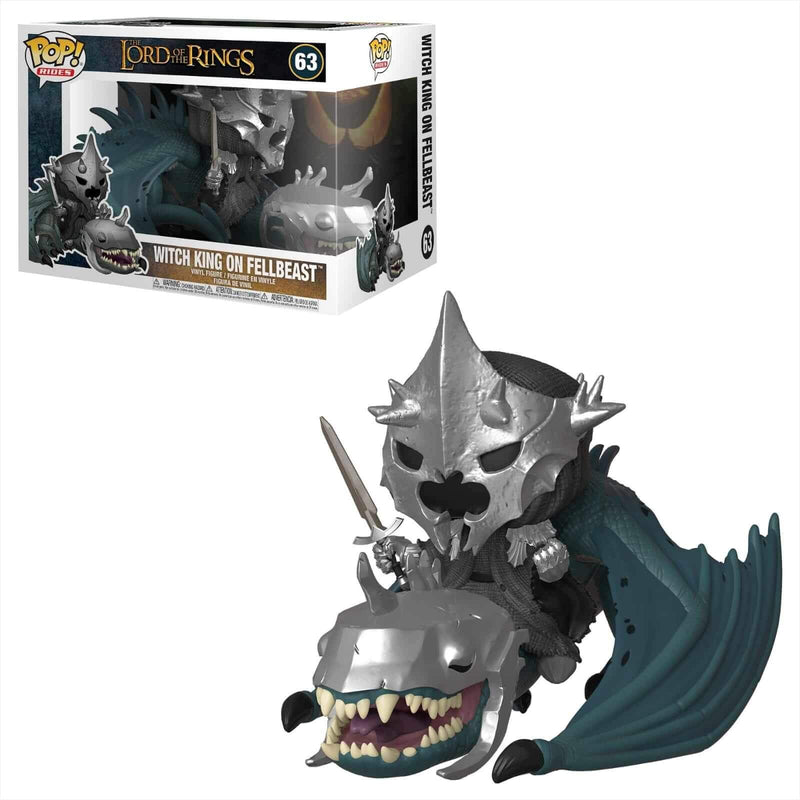 Funko Pop Rides: Lord Of The Rings - Witch King - Preventa