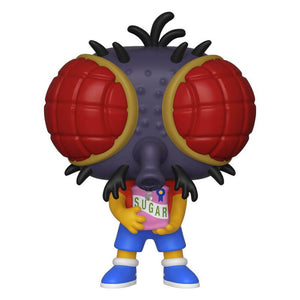 Funko Pop TV: Simpsons - Bart Chico Mosca Halloween - Preventa