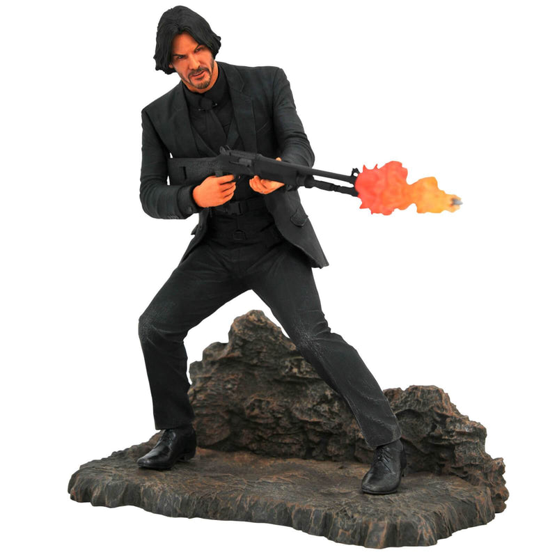 Diamond Select John Wick Gallery Catacombs - Preventa