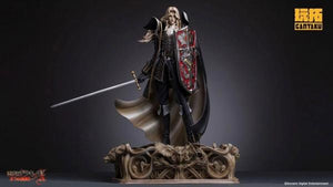 Castlevania Symphony Of The Night - Alucard Fifth Scale Statue - Preventa
