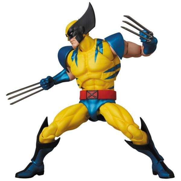 MAFEX X-Men - Wolverine (Comic Version) Preventa