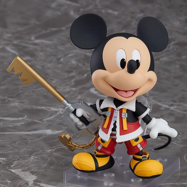 Nendoroid Kingdom Hearts II - King Mickey Preventa