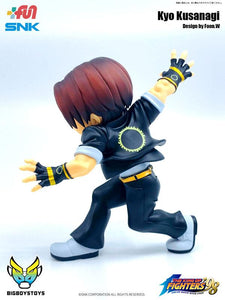 Big Boys Toys The King Of Fighters 98 T.N.C. - Kyo Kusanagi Preventa