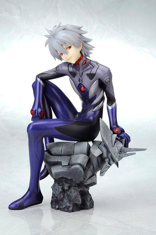 Kotobukiya Rebuild Of Evangelion - Kaworu Nagisa Plug Suit Version :RE Preventa