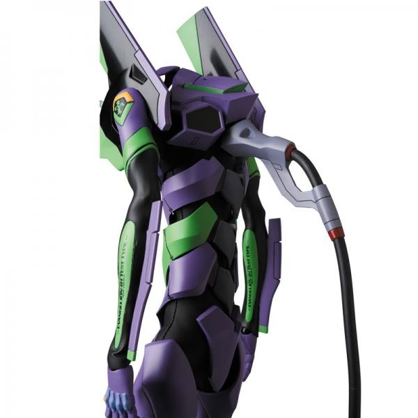 RAH Real Action Heroes Neon Genesis Evangelion - EVA-01 (New Paint Version) Preventa