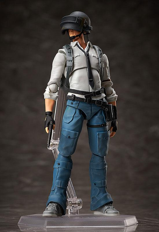 Figma PLAYERUNKNOWNS BATTLEGROUND - The Lone Survivor Preventa