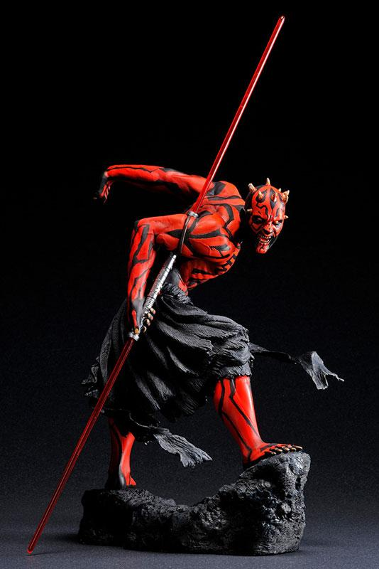 Kotobukiya ARTFX Star Wars - Darth Maul Light-Up Edition Preventa