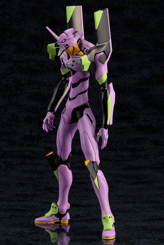 Kotobukiya Evangelion - EVA-01 Test Type TV Ver. model Kit Preventa