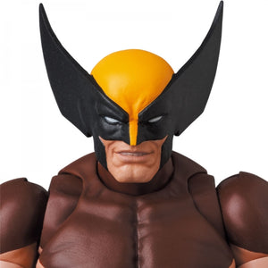 MAFEX X-Men - Wolverine (Brown Comic Version) Preventa