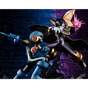 GCCDX Game Characters Collection DX - Rockman - Rockman Vs Forte Preventa