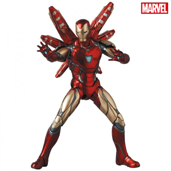 MAFEX Avengers: Endgame - Iron Man Mark 85 (Endgame Version) Preventa