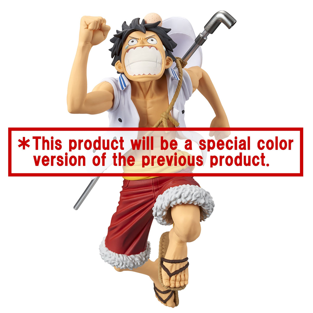 Banpresto: One Piece Magazine - Monkey D. Luffy Color Especial Preventa