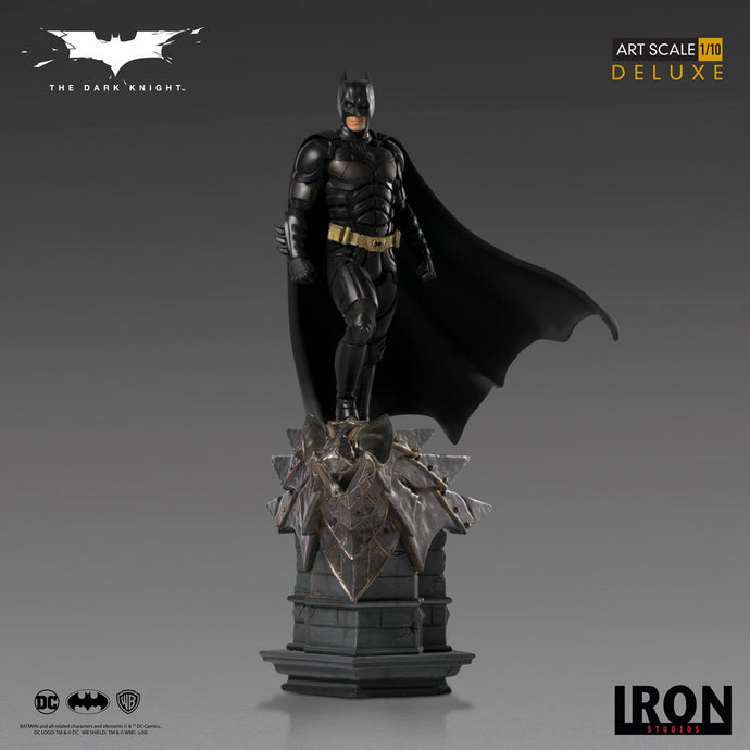 Iron Studios: DC - Batman The Dark Knight Deluxe Escala 1/10