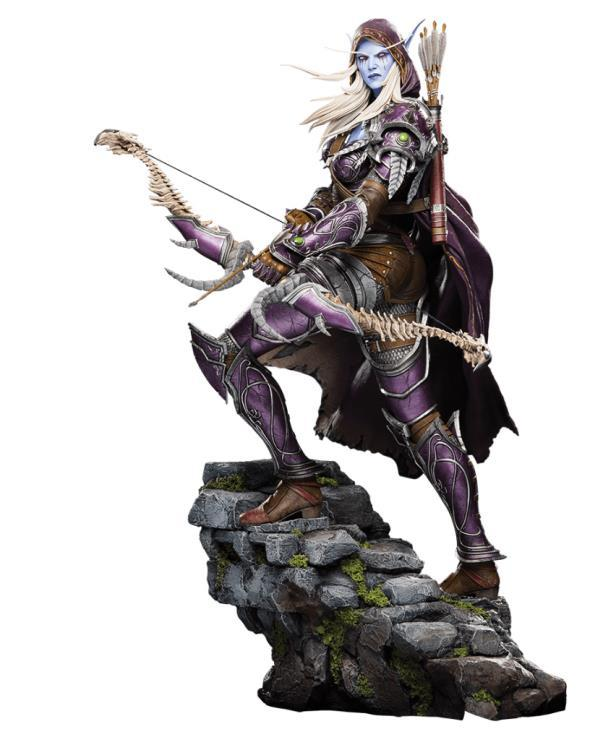 Blizzard Entertainment World of Warcraft Sylvanas - Preventa