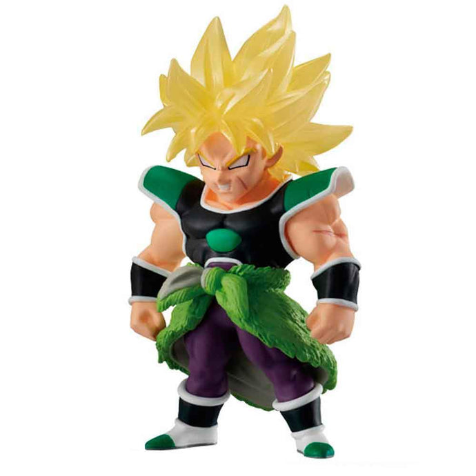 Bandai Candy Toy Dragon Ball Adverge Vol. 10 - Broly Super Saiyan