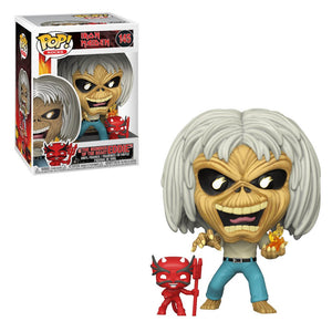 Funko Pop Rocks: Iron Maiden - Number of the Beast - preventa