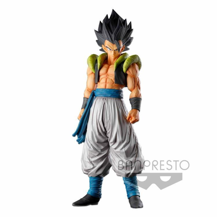 Banpresto  Dragon Ball Super Gogeta Super Master Stars Piece Statue Preventa